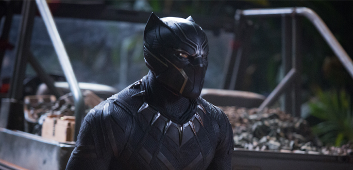 Five Reasons to see Black Panther