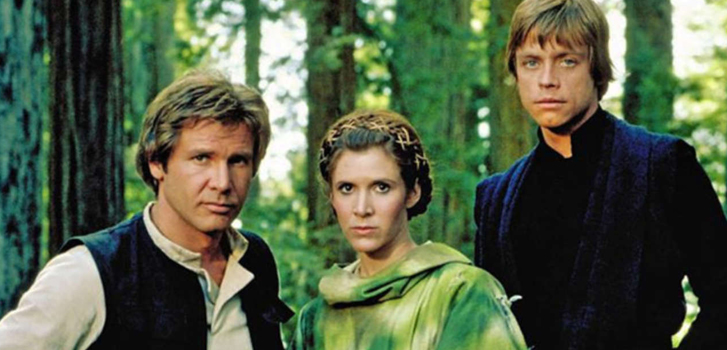 15 Surprising Facts to Celebrate 35 Years of Return of the Jedi
