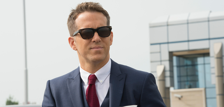 Ryan Reynolds talks taking on a new action role in The Hitman's Bodyguard