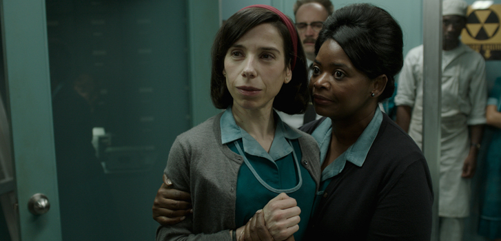 The Shape of Water and all of the 2018 Oscar nominations