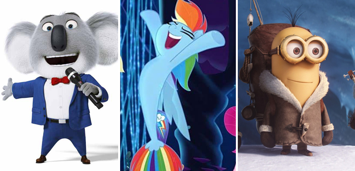Wonder, My Little Pony: The Movie, and more in our February Family Favourites!