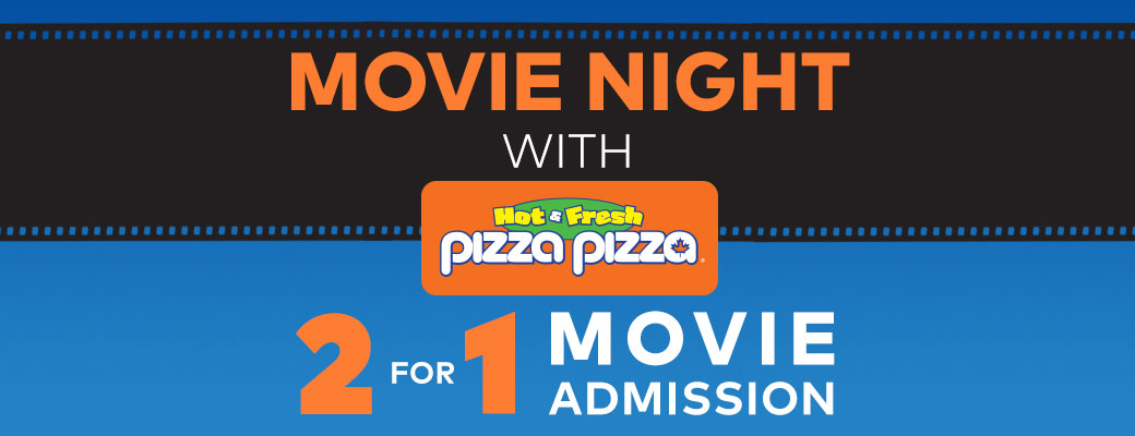 Cineplexcom Pizzapizza