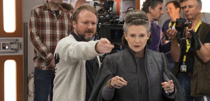 Star Wars: The Last Jedi Director Rian Johnson on what audiences can expect from the sequel