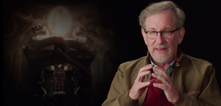 Steven Spielberg reveals why you need to see Ready Player One in 3D