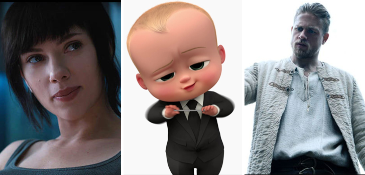 The Circle, Ghost in the Shell, and The Boss Baby are among the new Cineplex Store titles this month!