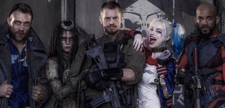 suicide squad, margot robbie, will smith, image