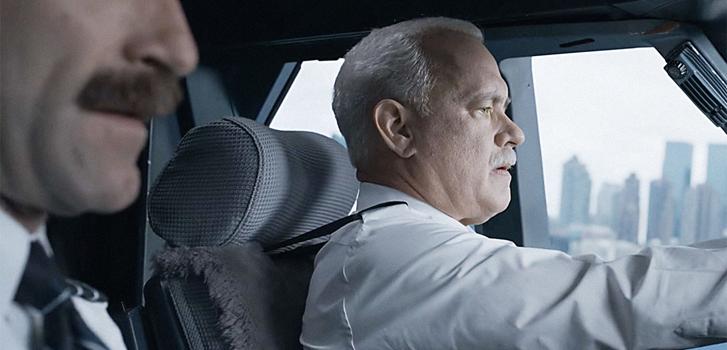 New Sully trailer shows off Tom Hanks' pilot skills