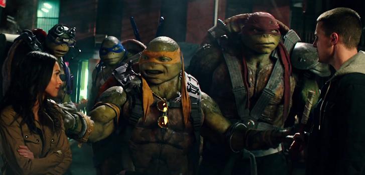 teenage mutant ninja turtles 2, stephan amell, megan fox, image