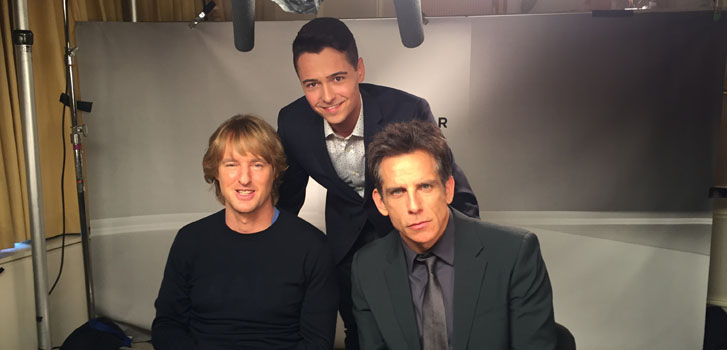 Zoolander 2 Interview: @TannerZee takes you behind the scenes