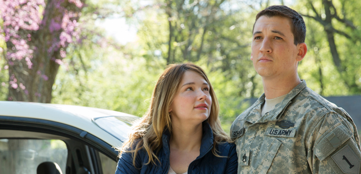 Miles Teller talks playing the hero in Only the Brave and Thank You for Your Service