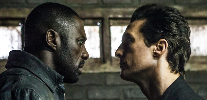 The Dark Tower's Idris Elba and Matthew McConaughey reveal their characters' secrets