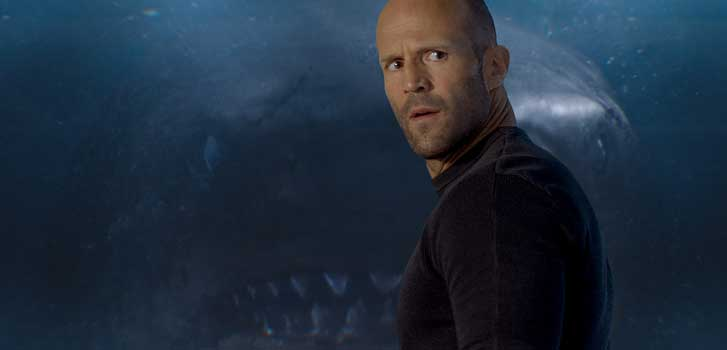 The Meg devours rivals as king of movie sharks