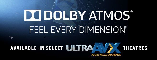 Cineplex com | Dolby Atmos