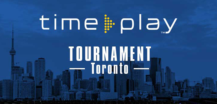 Are you the best TimePlayer in the Six? Enter our Toronto tournament and you could win!