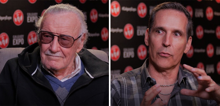 Spider-Man Homecoming: Stan Lee and Todd McFarlane talk about the iconic superhero!