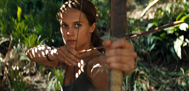 Lara Croft's the Strong Female Lead We Demanded and the four (of many) reasons we can't get enough