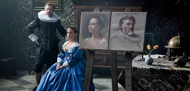 Top 5 Reasons to See Tulip Fever
