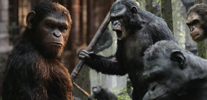 War for the Planet of the Apes tops Tanner's What to Watch weekend preview