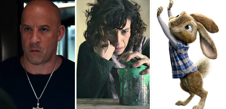 The Fate of the Furious, Maudie and Hop top Tanner's What to Watch weekend preview