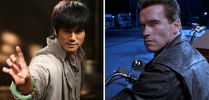 Birth of the dragon and Terminator 2: Judgment Day 3D top our What to Watch weekend preview