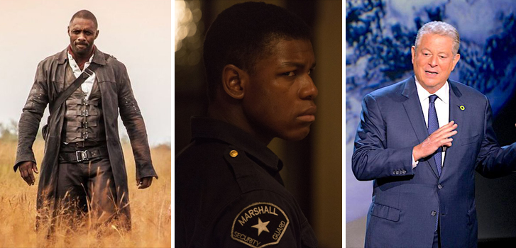 The Dark Tower, Detroit and An Inconvenient Sequel: Truth To Power top Tanner's What to Watch weekend preview