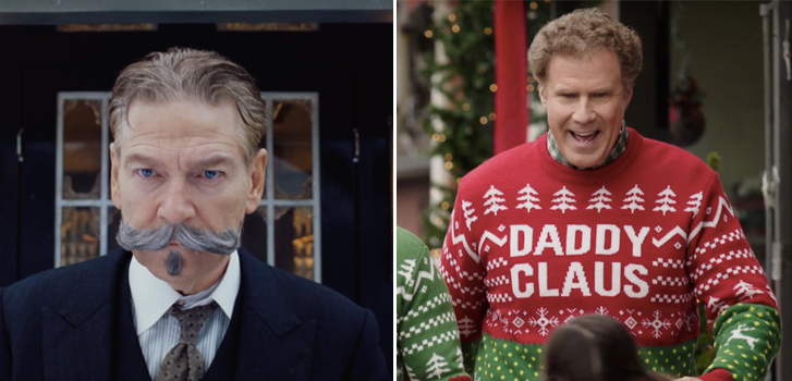 Murder on the Orient Express and Daddy's Home 2 top our What to Watch weekend preview