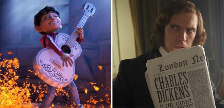 Coco and The Man Who Invented Christmas top this week's What to Watch weekend preview