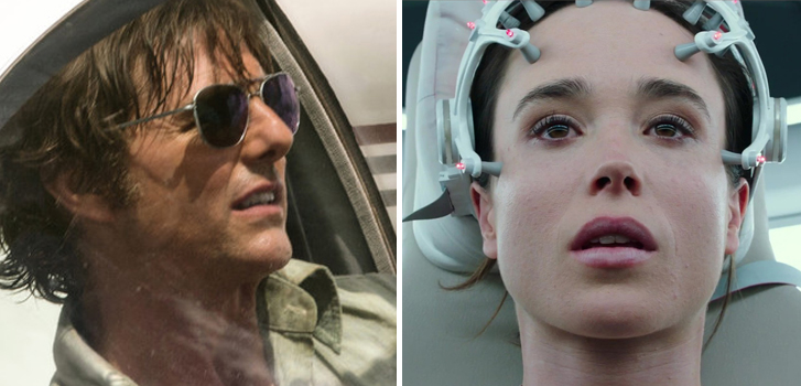 American Made and Flatliners top our What to Watch weekend preview