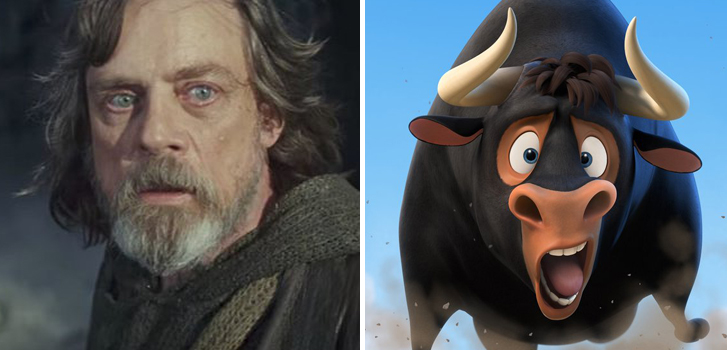 Star Wars: The Last Jedi and Ferdinand top our What to Watch weekend preview