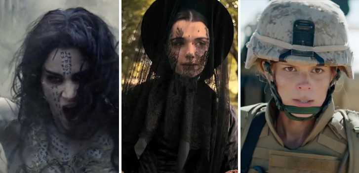 The Mummy, My Cousin Rachel and Megan Leavey make Tanner's What to Watch weekend preview