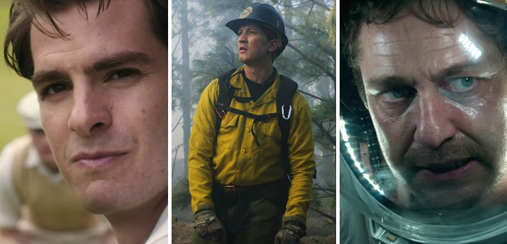 Breathe, Only the Brave and Geostorm top our What to Watch weekend preview