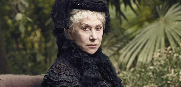 Helen Mirren talks ghosts in our Winchester interview!