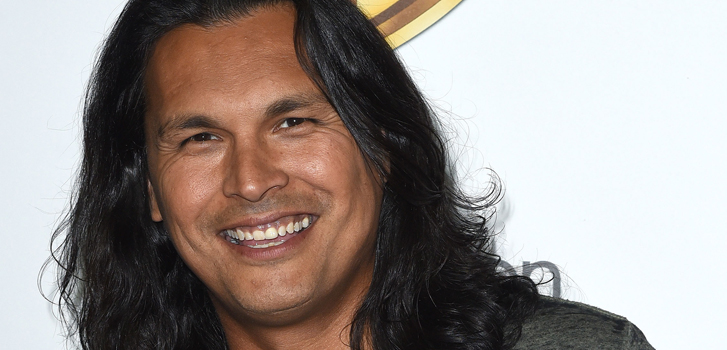 Adam Beach talks the challenges of making Hostiles