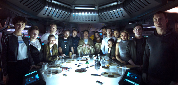 alien: covenant, michael fassbender, cineplex, magazine, new, news, movies, interviews