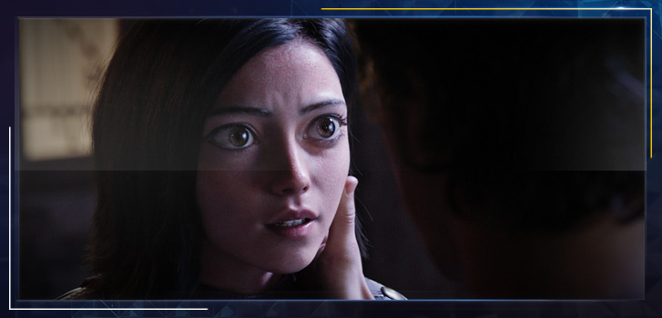 Robert Rodriguez explains why it took two great filmmakers to bring wide-eyed Alita to life
