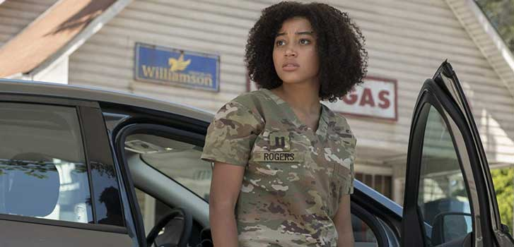 Get to know Amandla Stenberg star of The Darkest Minds
