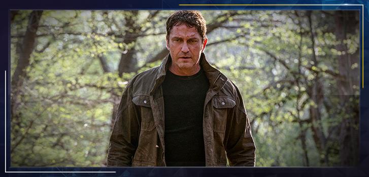 Legendary stunt coordinator Greg Powell on pulling off the action in Angel Has Fallen