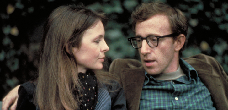 Annie Hall Turns 40! 12 Scenes To Over-Analyze
