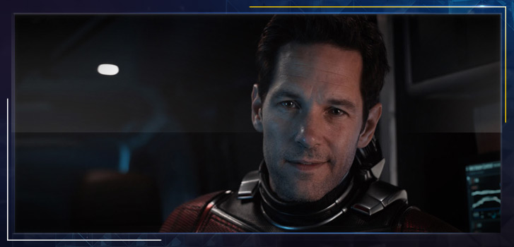 Paul Rudd on Ant-Man: The ultimate down-to-earth superhero