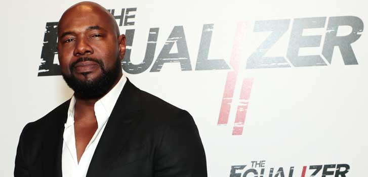 Antoine Fuqua talks about making his first sequel, The Equalizer 2