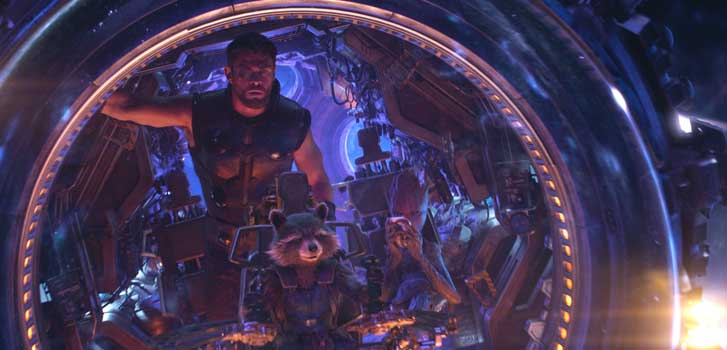 6 Easter eggs that make Avengers: Infinity War worth a re-watch
