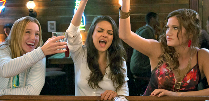 Mila Kunis and Kristen Bell are Bad Moms in first trailer