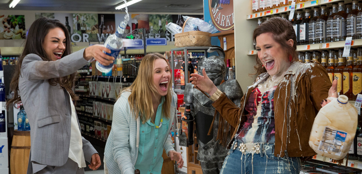 mila kunis, kathryn hahn, kristen bell, bad moms, movie, trailer, image
