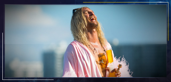 Matthew McConaughey's entire career has led up to his wildest character yet as Moondog, the ultimate beach bum