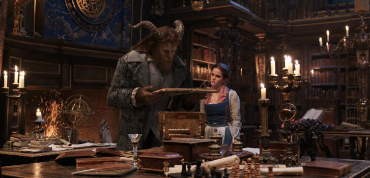 New Beauty And The Beast Poster Features Emma Watson Dan Stevens