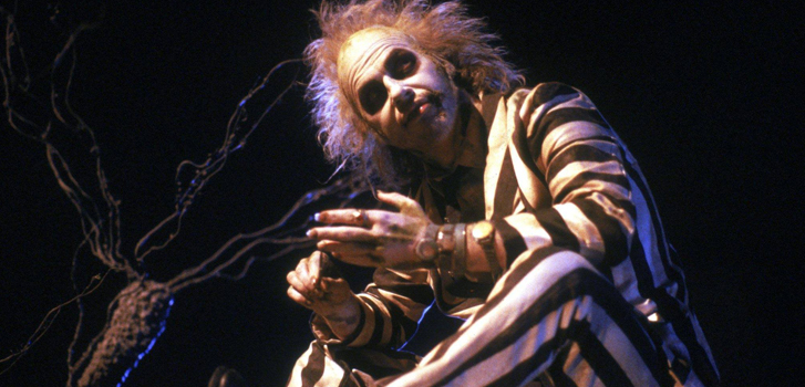 beetlejuice, anniversary, michael keaton, movie, film,