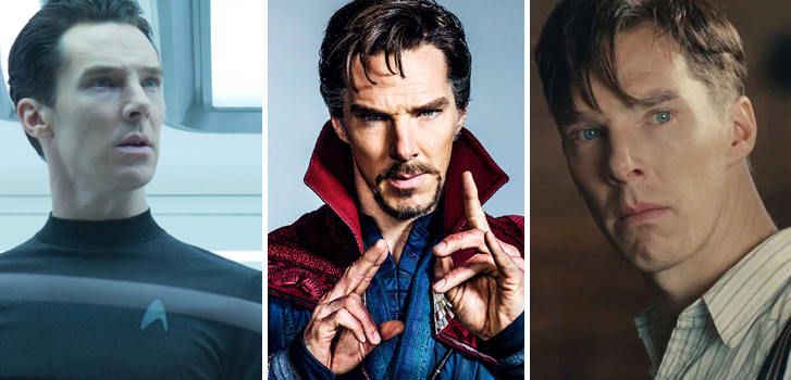 Happy Birthday, Benedict Cumberbatch!