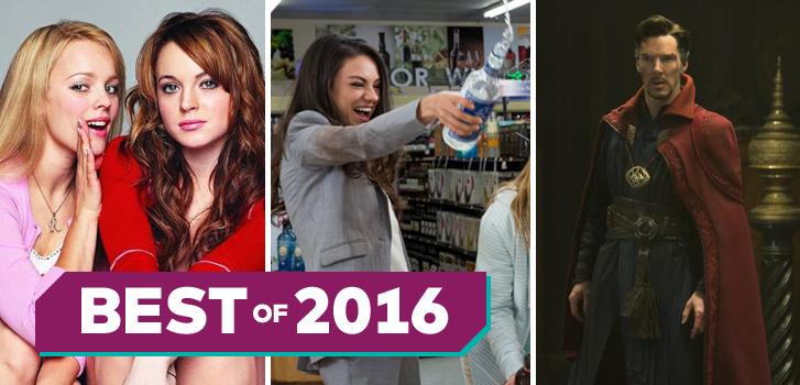 The Best Cineplex Experiences of 2016