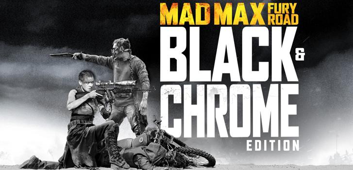 Celebrating Mad Max: Fury Road on George Miller's birthday!