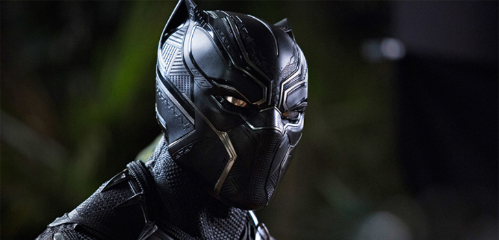 Black Panther roars into action in the second trailer!